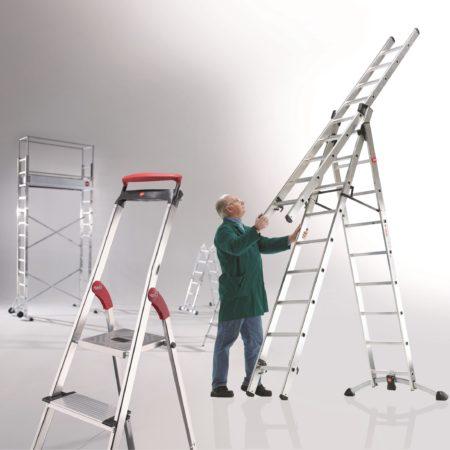 Zertifikatskurs Befähigte Person zur Prüfung von tragbaren Leitern, Tritten und fahrbaren Gerüsten