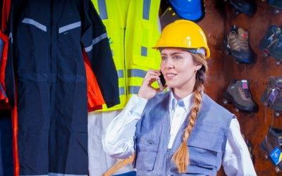 Sicherheitsunterweisung von neuen Mitarbeitern